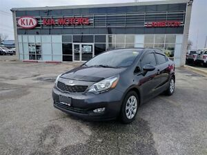 2013 Kia Rio LX+ ONE OWNER LOCAL TRADE
