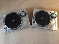Stanton ST-100 decks (pair)