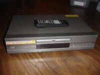 Pioneer dv-530 dvd player vintage sparkbrook