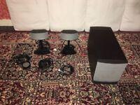 Bose Companion 5 Computer Sound System QUICK SALE Excellent Quality Sound