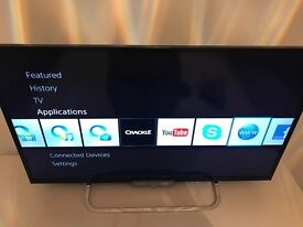 """Sony Bravia 32"""" TV 1080p Smart Apps & Freeview"""