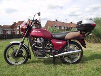 HONDA CX500 1980