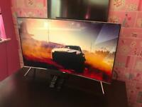SAMSUNG UE43KS7500 43 Inch Series 7 Ultra HD 4K SUHD Smart Curved LED TV with Quantum dot display