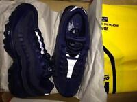 New blue Nike size 9