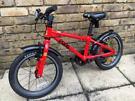 Frog bike 48, red, super condition
