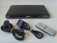 Philips DVD Player with USB DivX playing
