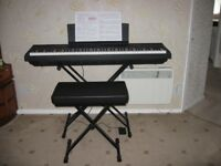 YAMAHA Digital Piano 88key Keyboard model P-115