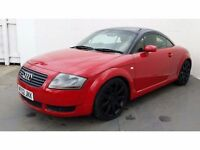 2002 | Audi TT | RED Edition | 3 MONTHS WARRANTY | LEATHER SEATS | SERVICE HISTORY | 6 MONTHS MOT