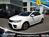 2013 KIA FORTE KOUP EX/Koup/Manual/Toit/Cruise/Ac/Bluetooth/Usb