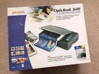Plustek OpticBook 3600 Flatbed Scanner