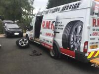 RM Tyres - New and Part Worn Tyre Sales