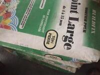 Mapei stone colour flour grout x3 25kgs bags