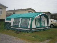 Suncamp Tent Trailer sleeps 4-6. Equipped kitchen. Portaloo