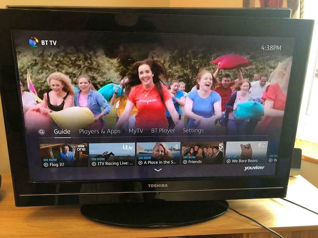"32"" Toshiba 32BV501B TV - Used in Excellent Condition  