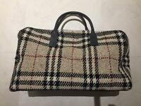 Burberry hold-all hardly used