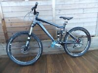 Trek Fuel EX8 Mountain Bike, significantly upgraded in June 16