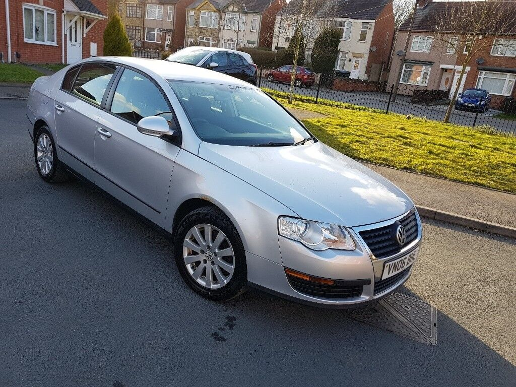 2005 VW PASSAT 1.9LTR DIESEL ENGINE MANUAL £998 NO PENNY LESS/OFFERS NO