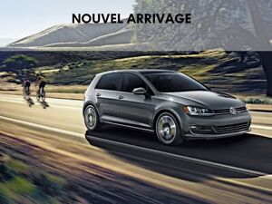 2016 Volkswagen Golf Comfortline toit ouvrant commodity package