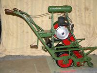 "1920s Atco Standard 16"" Lawnmower"