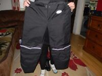 lewis motorcycle trousers
