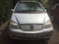 Mercedes Benz A class Auto Diesel