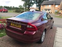 Volvo S80 D5 automatic
