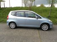 HONDA JAZZ AUTOMATIC 1.4cc 2005 FULL S/HISTORY 12 STAMPS IN THE BOOK MOT 24/8 NO FAULTS! SUPER DRIVE