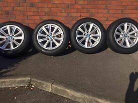 BMW Goodyear Run & Flat Tyres Size 225/55R17
