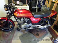 HONDA CB750F 1981 **SALE OR SWOP** OFFERS***