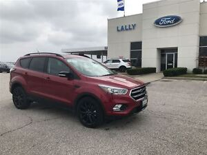 2017 Ford Escape Titanium AWD 2.0L DEALER DEMO