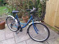 Ladies Trailmaster Bike in excellent condition