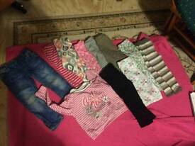 2 - 3 years girls clothes