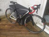 Peugeot CR01 Carbon Road Bike medium frame