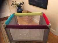 Mothercare travel cot - brand new