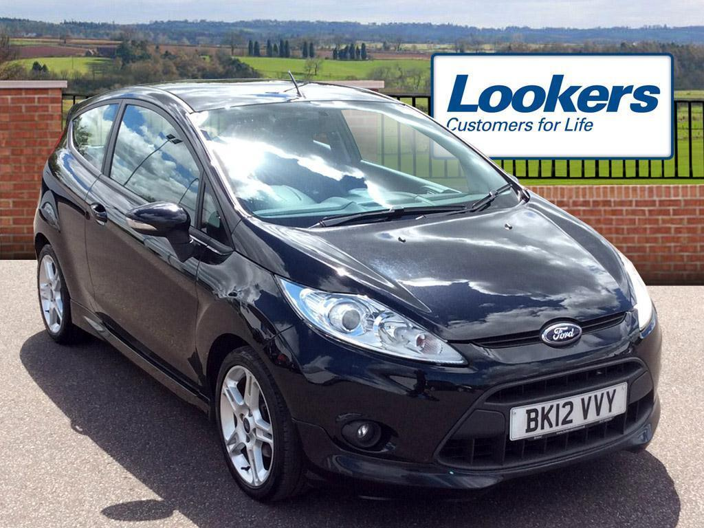 ford fiesta 1 6 tdci 95 zetec s 3dr 2012 in st george bristol gumtree. Black Bedroom Furniture Sets. Home Design Ideas