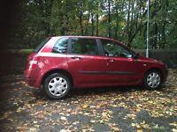 Fiat stilo 1.6 petrol,,2003/53 plate,,