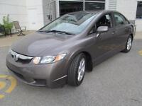 2009 Honda Civic Sport-Interieur noir+Usb
