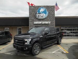 2016 Ford F-150 Lariat! PANO ROOF! ONLY 15K! FINANCING AVAILABLE
