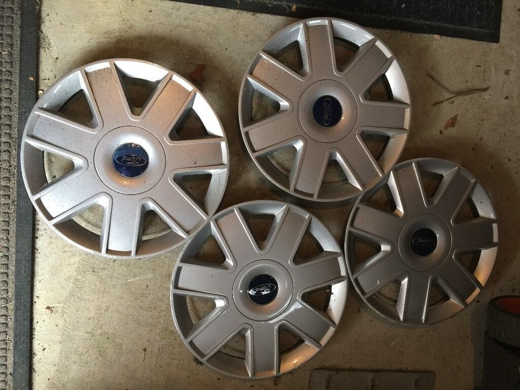 Ford Ka Wheel Trims Set Of Four  Inch