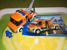 LEGO tow truck 7638