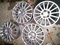"""Mags 16"""" audi A4"""
