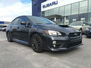 2015 Subaru WRX Sport-Tech 6MT