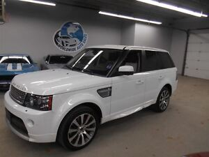 2013 Land Rover Range Rover Sport SUPERCHARGED AUTOBIOGRAPHY!