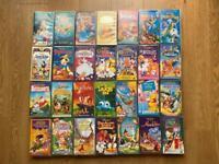 28 Disney VHS Video Tapes