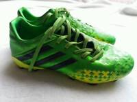 Junior Adidas football boots