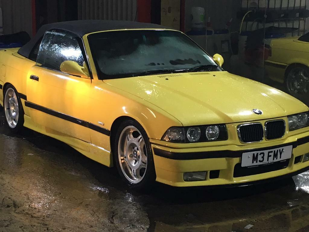 Bmw E36 Convertible Gumtree Autos Post