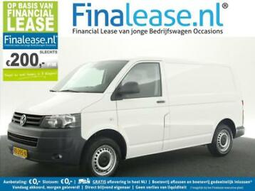 VW Transporter 2.0 TDI L1H1 Achterklep Airco Cruise €200pm
