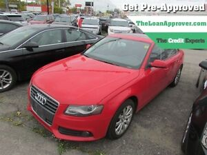 2012 Audi A4 2.0T Premium * AWD * LEATHER * POWER ROOF