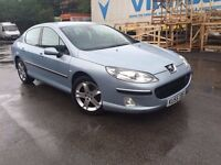 55 Plate - Peugeot 407 HDI - 2.0 Litre - 6 Speed - Low miles - 3 Keepers