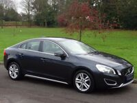 2010 (60) Volvo S60 2.0 D3 SE Lux 4dr Saloon - REVERSE CAMERA - HEATED LEATHER - NAVIGATION